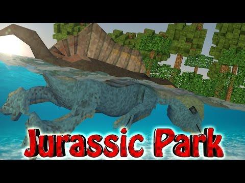 Minecraft Dinosaurs Jurassic Craft Modded Survival Ep 35 NEW MONTY