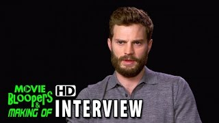 Fifty Shades Of Grey (2015) Behind The Scenes Movie Interview - Jamie Dornan (Christian Grey)