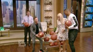 Shooting Hoops With Russell Westbrook