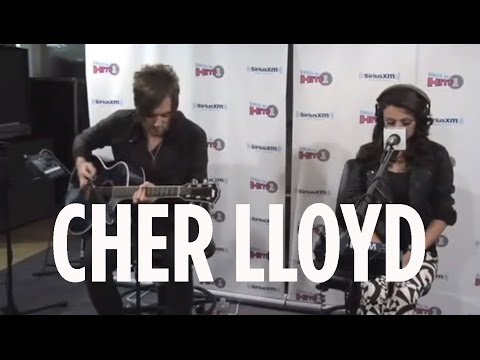 Cher Lloyd with Ur Love Acoustic On Siriusxm Hits 1 video