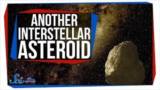There's an Interstellar Asteroid Hiding Near Jupiter