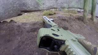 Magfed paintball at YPC