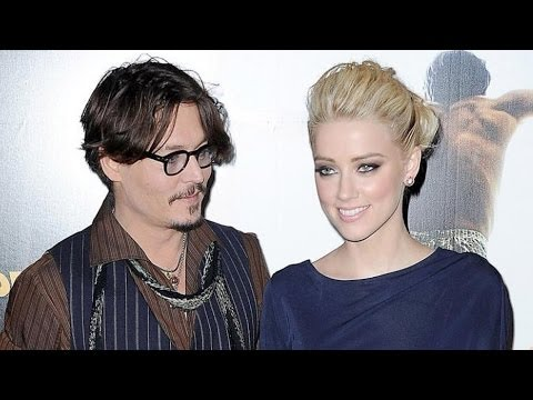 Amber Heard and Johnny Depp Engaged