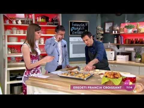 Íme, a tökéletes vajas croissant titka! - tv2.hu/fem3cafe