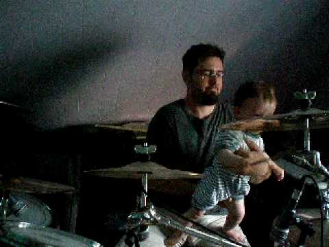 14 months: banging the drums