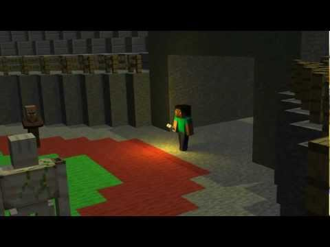 Minecraft Olympic Games Intro [Animation]