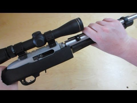 Ruger 10/22 Takedown Review in 3.5 minutes HD