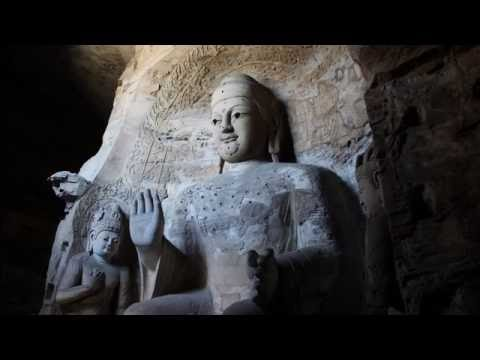 Yungang Grottoes , Datong Shanxi China