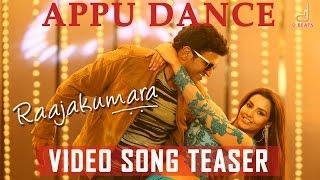 download lagu Raajakumara  Appu Dance  Teaser  Puneeth Rajkumar gratis