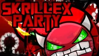 [Demon] Skrillex Party by Nether - Geometry Dash