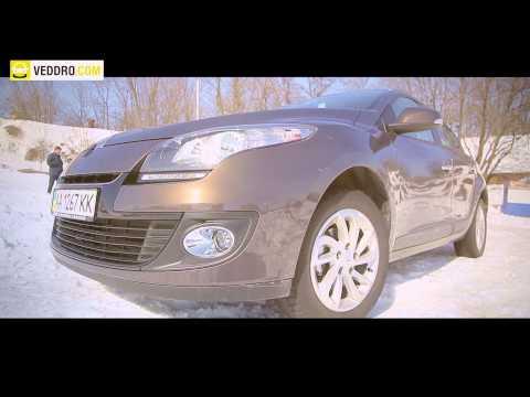 Renault Megane 2013 (1,5 EDC) - 60 секунд предвкушений