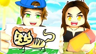 Drawing your COMMENTS in Roblox!