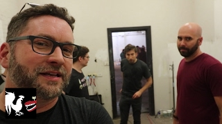 Burnie's Vlog at RTX Sydney - RT Life