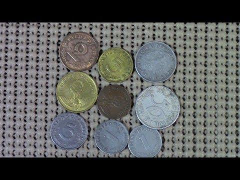 Монеты Германии 1930-40х годов