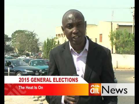 2015 GENERAL ELECTIONS JAN 9TH