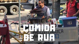 COMIDA DE RUA EM COPACABANA | RIO DE JANEIRO