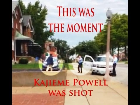 Video Shows Kajieme Powell Shot and Killed By Police  Mental Illness in America !