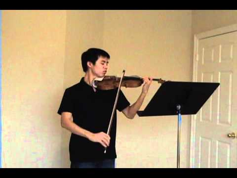 YTSO 2011 Violin Audition