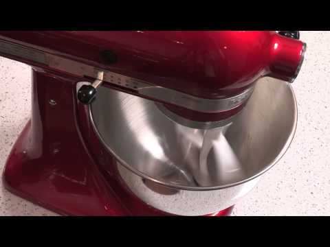 KitchenAid Stand Mixer: Dime Test