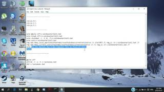 12 Powerful VIRUS codes which you can make in NOTEPAD!