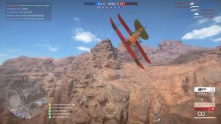 Battlefield 1 - Air to air moments