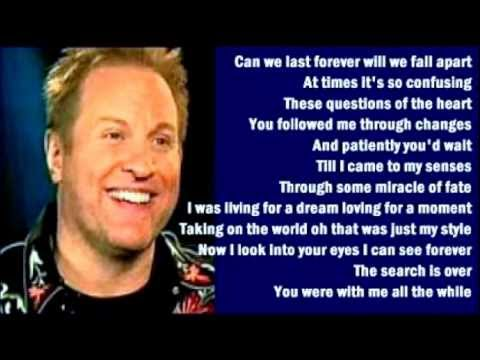 Collin Raye - The Search Is Over