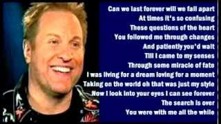 Watch Collin Raye The Search Is Over video