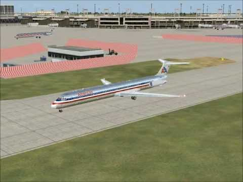 fsx american airlines dallas-fort worth to minneapolis