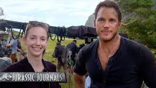 Chris Pratt's Jurassic Journals: Kelly Krieg (HD)