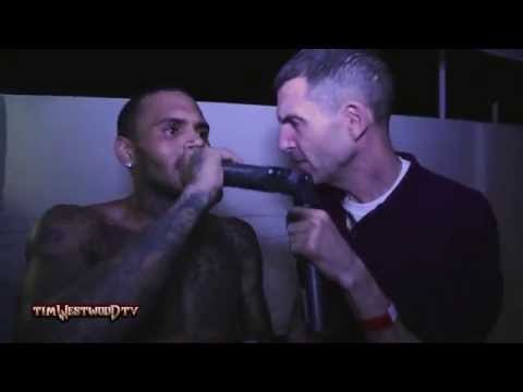 Chris Brown on Tyga, UK, Rihanna, jail, custody battle - Westwood