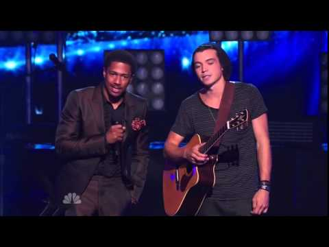 America's Got Talent 2014 - Radio City Music Hall - Miguel Dakota