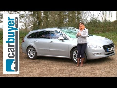 Peugeot 508 SW estate 2013 review - CarBuyer
