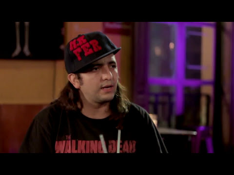 el Matadero, Entrevista Mr  Fer