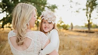 Mommy & Daughter Photoshoot