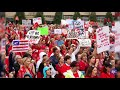 Moms Demand Action - Holds gun control rally at the Georgia State Capitol.