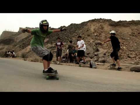 Valle Hermoso Slide Jam