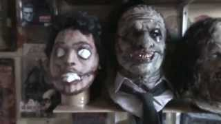 mask leatherface michael myes halloween