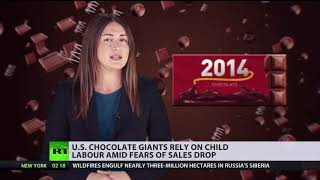 How was your chocolate bar made? Most likely with child labor