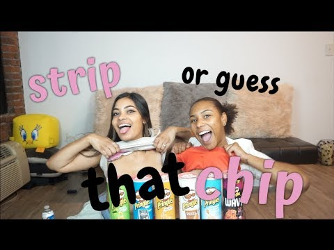 STRIP OR GUESS THAT CHIP CHALLENGE!