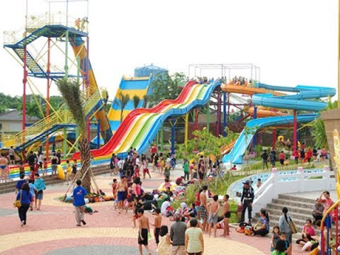 Palm Bay Water Park Jakarta
