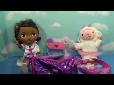 Disney Junior Doc McStuffins On Call Accessory Kit Disney Junior Doc McStuffins Playset