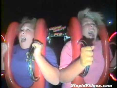 Slingshot Ride – Funniest Reaction Ever =)