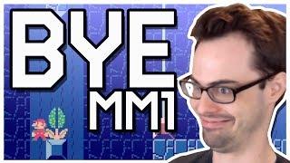 THE HARDEST I'VE EVER BEEN TROLLED? Goodbye Mario Maker 1