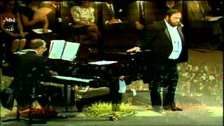 Luciano Pavarotti Video - Luciano Pavarotti - The Man And His Music - Legends In Concert