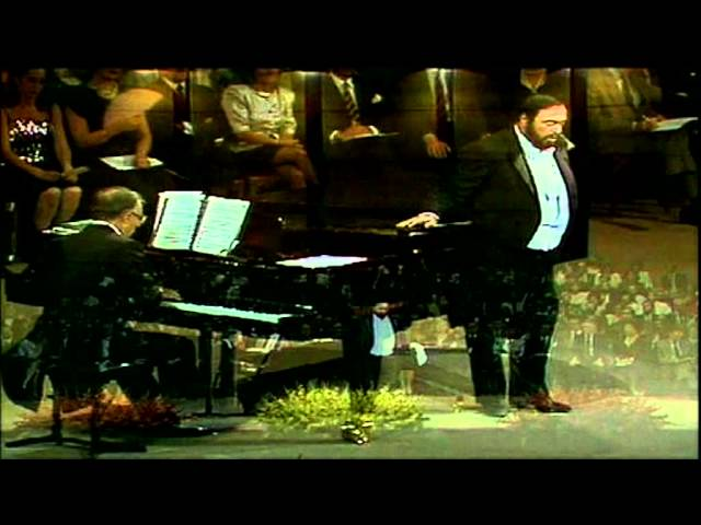 Luciano Pavarotti - The Man And His Music - Legends In Concert