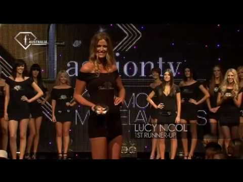 Diamond Model Awards Grand Final 2009 - ftv123.com