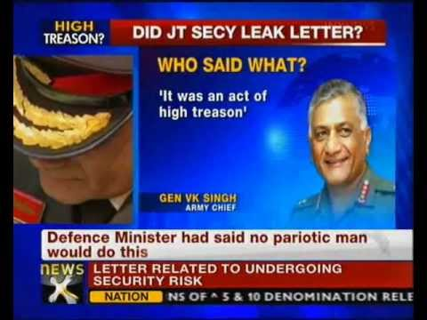Cabinet Secretariat official leaked Army Chief's letter to PM: Sources - NewsX