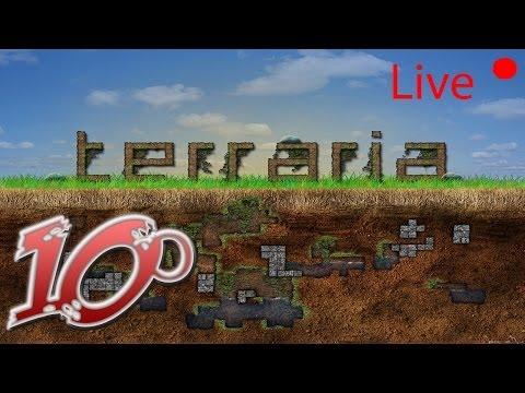 Terraria 1.2 Gameplay - Episódio 10