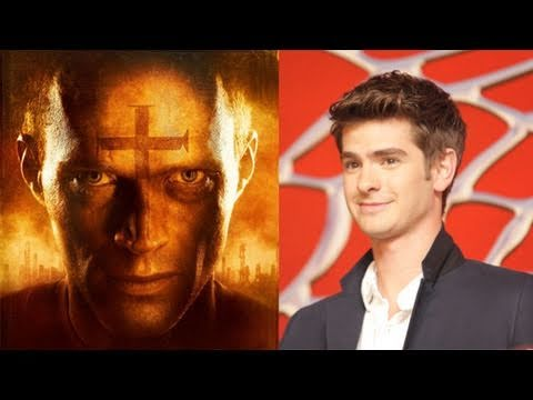 Priest Trailer 2011, Andrew Garfield is Spider-Man 4, Will Ferrell's Casa de Mi Padre