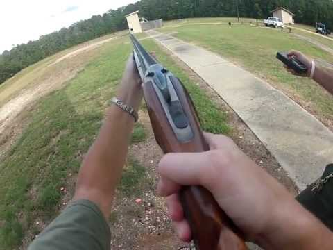 Skeet Shooting at Hickory Knob State Park, SC